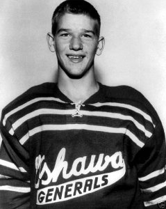 Bobby Orr , first-team OHA all-star.