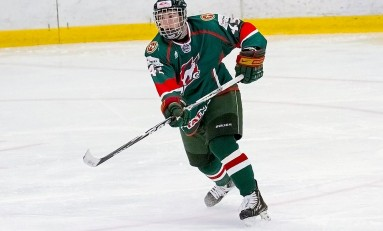 Interview With QMJHL Prospect Eduard Nasybullin