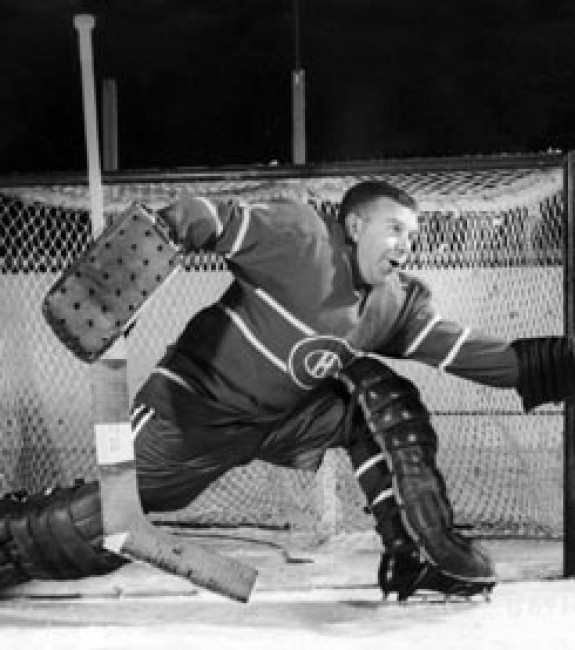 1964 NHL goalie