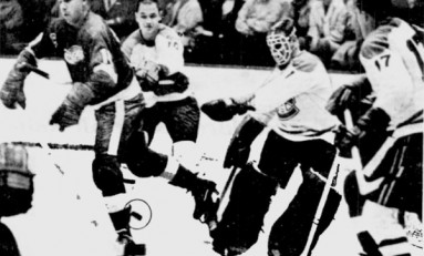 50 Years Ago in Hockey - Lowly Bruins Ground Hawks