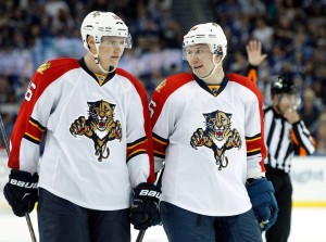 The Florida Panthers have the second-worst power play in the NHL. (Kim Klement-USA TODAY Sports)