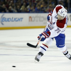 Andrei Markov (Kevin Hoffman-USA TODAY Sports)