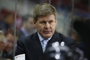 Carolina Hurricanes Coach Bill Peters (James Guillory-USA TODAY Sports)