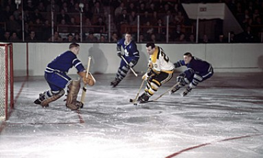 50 Years Ago in Hockey - Lowly Bruins Upset Leafs