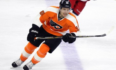"""Flyers Backcheck: """"Lucky"""" to Salvage Point in Columbus"""
