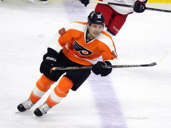 Brayden Schenn, Philadelphia Flyers, 2009 NHL Draft pick