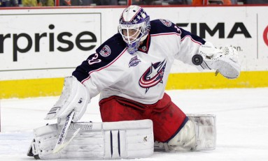 Blue Jackets Will Turn to Curtis McElhinney on Tuesday