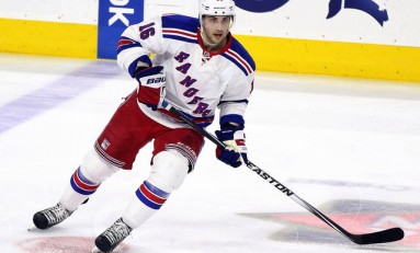 NY Rangers Breeze Through Western Canada