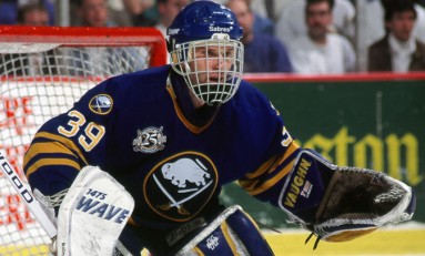 Dominik Hasek Not Always Popular With Buffalo Sabres Fans
