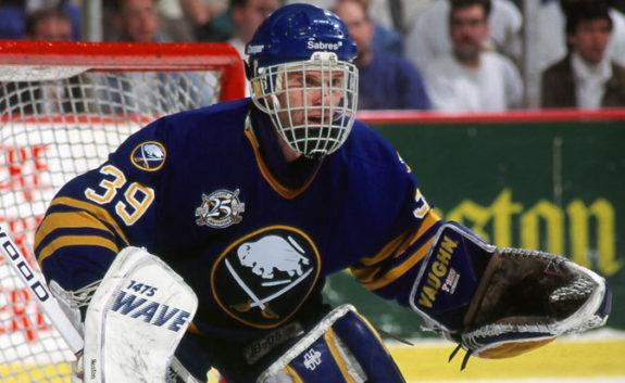 Dominik Hasek Best NHL Goalies of the 1990s