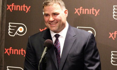 Flyers Call on Hall of Famer Lindros to be Franchise Ambassador