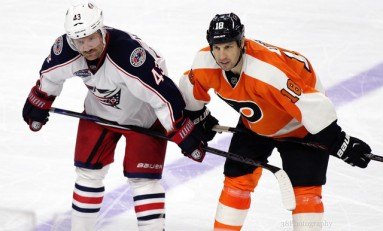 R. J. Umberger Might Never Play for Philadelphia Flyers Again