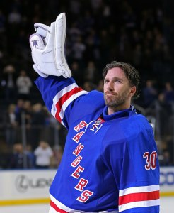 (Adam Hunger-USA TODAY Sports) Henrik Lundqvist is a legend in New York, famous for his play on the ice and his swagger off of it, but his place in the crease is currently being challenged by the lesser-known Cam Talbot.