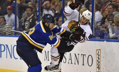 Ian Cole Solidifies Roster Spot After Blues Trade