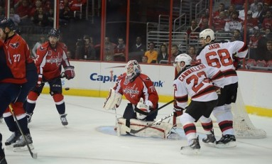 Q & A with Mike Cammalleri of the New Jersey Devils