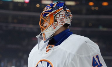 Halaknophobia Strikes Again as Rangers Lose to Islanders