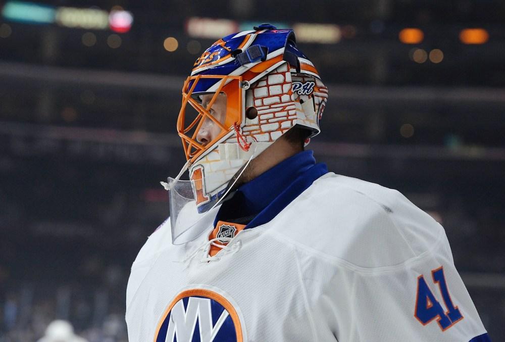 Jaroslav Halak, New York Islanders, NHL, Hockey