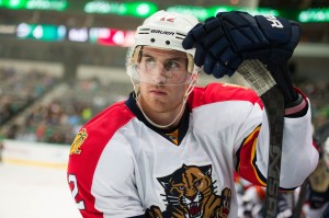 Jimmy Hayes Florida Panthers
