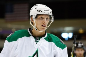 With Alex Goligoski gone, who will be John Klingberg's partner this season? (Michael Connell/Texas Stars Hockey)