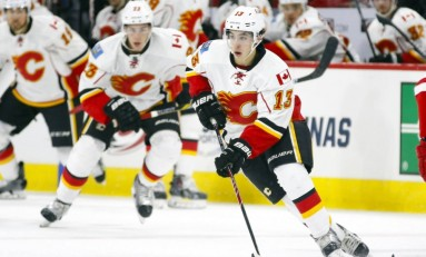 Gaudreau Needs a Bounce-Back Season