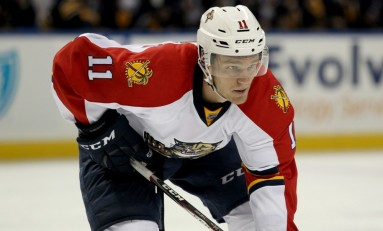 Huberdeau Signing Solidifies Florida Panthers' Young Core