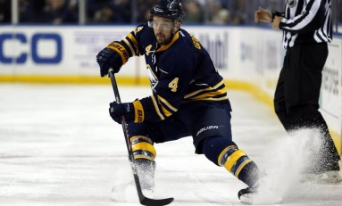 Buffalo Sabres: Josh Gorges Hoping to Return Against Former Team