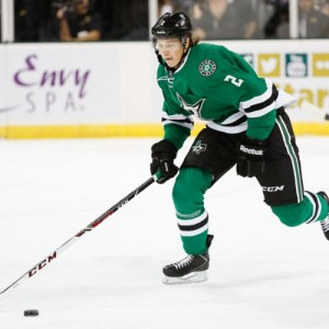 Jyrki Jokipakka was traded in a tough situation. (Credit: Michael Connell/Texas Stars Hockey)
