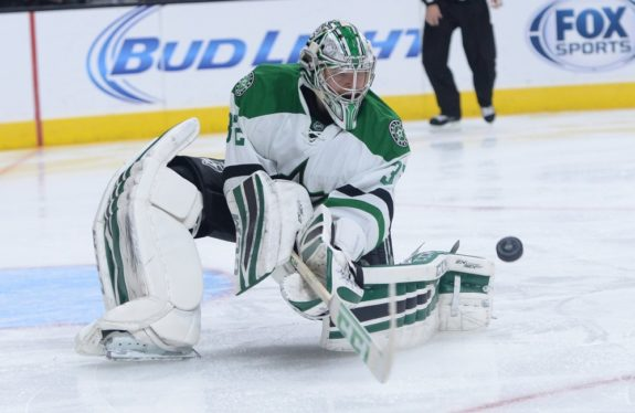"(Jayne Kamin-Oncea-USA TODAY Sports) Kari Lehtonen had an ""off"" year last season and the Dallas Stars missed the playoffs as a result. But the Stars bolstered their roster in the off-season and Lehtonen should rebound and solidify himself as the Stars' top netminder ahead of Finnish compatriot Antti Niemi."