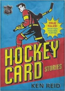 hockey card book