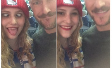 NYR's Kevin Klein Gets Asked To Prom And Accepts