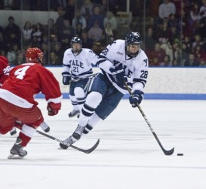 Laganiere during his time at Yale Photo Credit: (Chad Lyons/ Yale University)