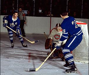 Leafs versus Habs