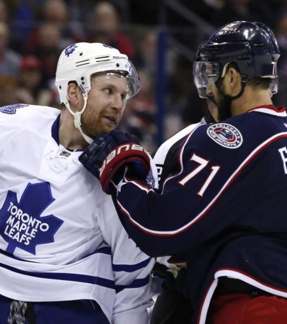 Leo Komarov, Toronto Maple Leafs, Fantasy Hockey