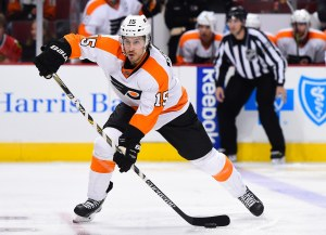 Resigning Michael Del Zotto: Michael Del Zotto's status as a restricted free agent allows GM Ron Hextall and the Flyers to take their time on resigning the offensive defenseman. (Mike DiNovo-USA TODAY Sports)