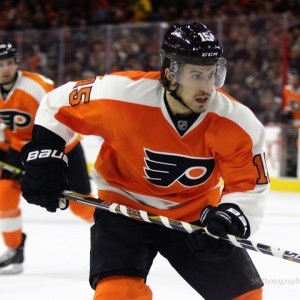 Michael Del Zotto Philadelphia Flyers