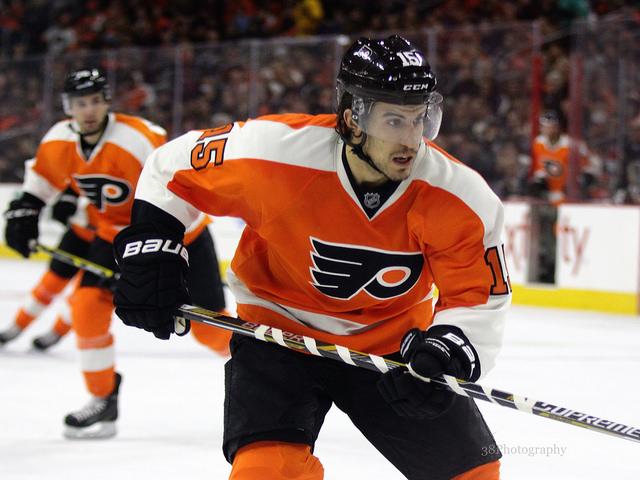 Michael Del Zotto Philadelphia Flyers