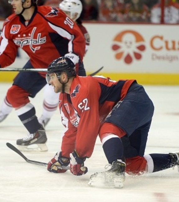 Detroit Red Wings, Mike Green