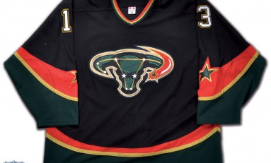 Five Forgettable NHL Jerseys From The Late '90s/Early 2000's
