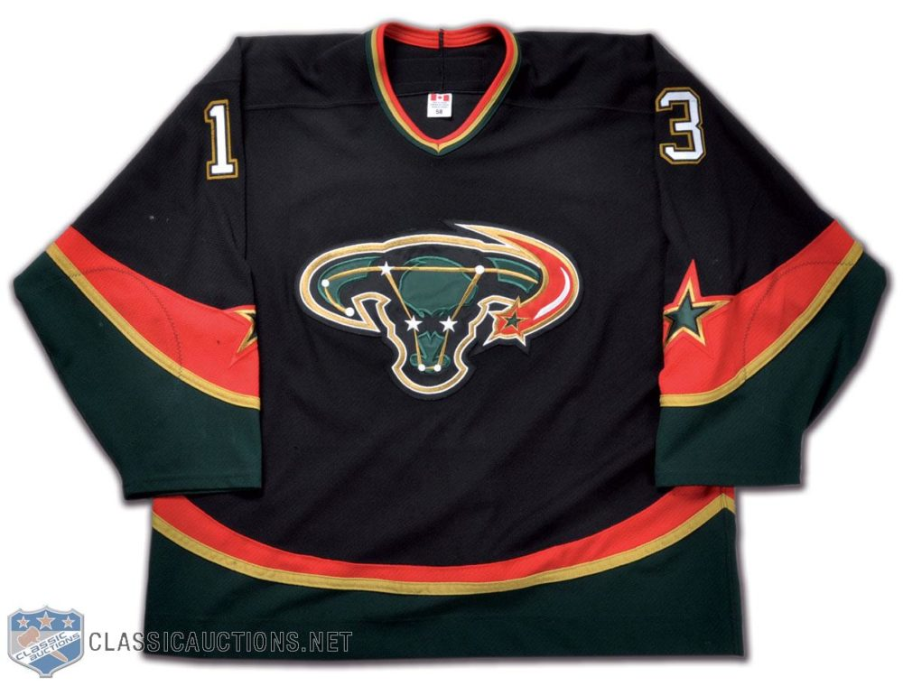 Five Forgettable NHL Jerseys From The Late  90s Early 2000 s abee74010d6