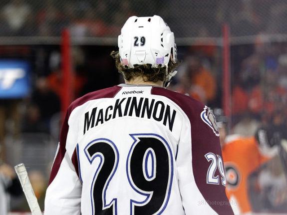 Nathan MacKinnon
