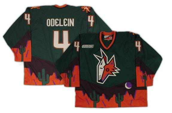 Forgettable NHL Jerseys