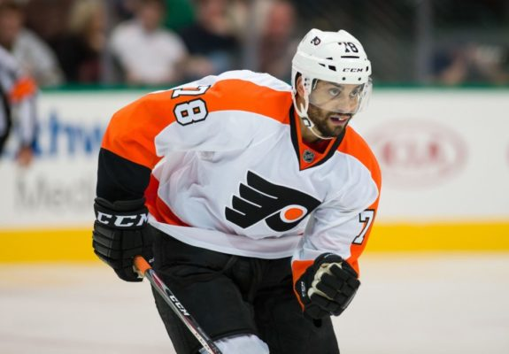 Last summer, the Flyers invaded France, nabbing center Pierre-Edouard Bellemare.