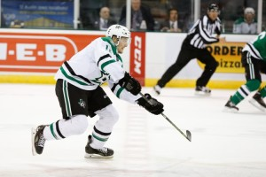 Ryan Garbutt maintained discipline in complete win over Montreal Canadiens