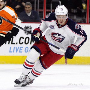 Ryan Johansen Blue Jackets