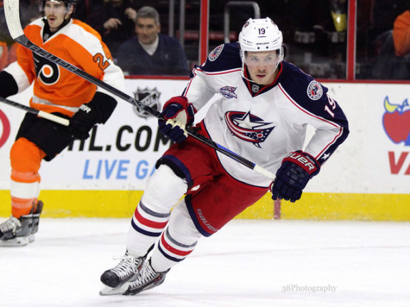 Ryan Johansen Blue Jackets Rumor