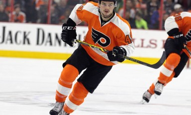 What Happened to Scott Laughton?
