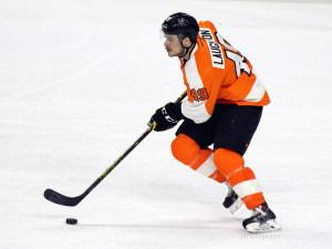 Scott Laughton (Amy Irvin / The Hockey Writers)