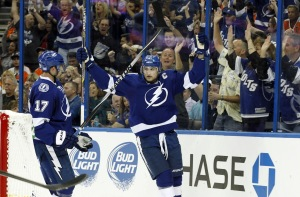 Steven Stamkos (Kim Klement-USA TODAY Sports)