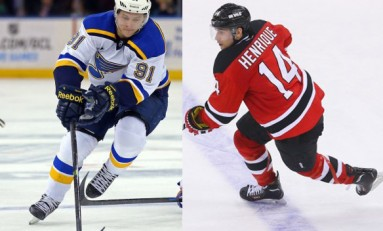 Opposites Attract: Blues and Devils Meet in Home-and-Home Series