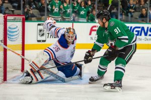 Viktor Fasth of the Oilers (Jerome Miron-USA TODAY Sports)